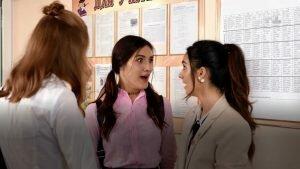 Школа девушки