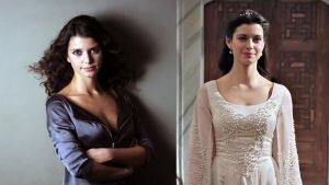 Турецкая актриса